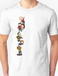 Chibi TNG Crew Unisex T-Shirt