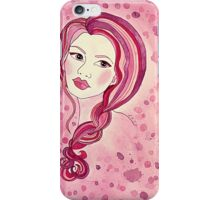 Feminine Intuition no.3 iPhone Case/Skin