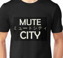 Mute City Unisex T-Shirt