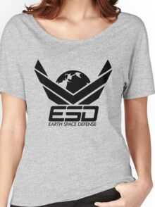 ESD - Earth Space Defense Women's Relaxed Fit T-Shirt