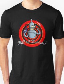 Looney Bot Unisex T-Shirt