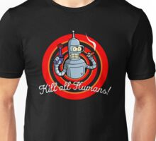 Looney Bot Unisex T-Shirt