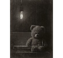 Lonely Toy Photographic Print