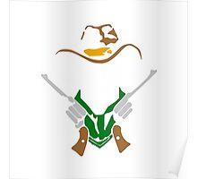 VFA-105 GUNSLINGERS Poster