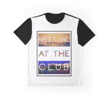 GREEN VELVET | MEET ME AT THE CLUB Graphic T-Shirt