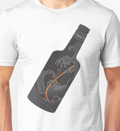 CAPTAIN JACK BLACK RUM Unisex T-Shirt