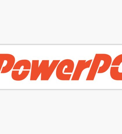 PowerPC Logo Sticker