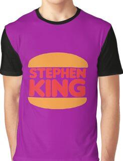 Stephen King Graphic T-Shirt