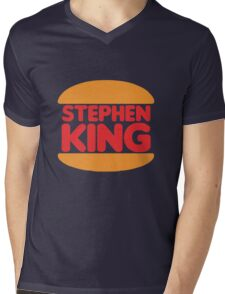 Stephen King Mens V-Neck T-Shirt