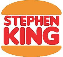 Stephen King Photographic Print