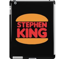 Stephen King iPad Case/Skin