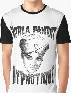 Korla Pandit - Hypnotique Graphic T-Shirt