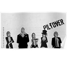 The Piltover Crew Poster