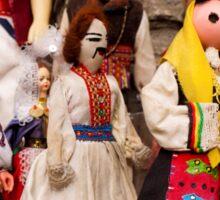 Bazaar Dolls Sticker