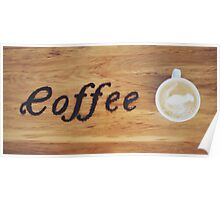 Coffee. Poster