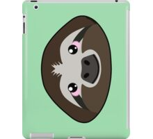 Smiling Sloth iPad Case/Skin