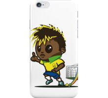 Neymar jr. Soccer iPhone Case/Skin