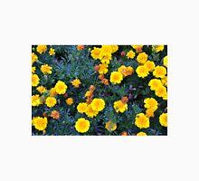 Beautiful yellow flowers texture. Unisex T-Shirt