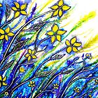 Daisy Delight - Flowers by Linda Callaghan