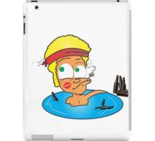 Hot Tub Bachelor iPad Case/Skin