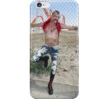 Freaky boy iPhone Case/Skin