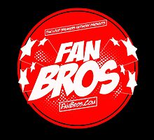 FanBros Red Logo by fanbrosshow