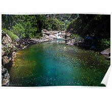 Color Lake Poster
