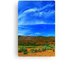 Arizona SkyWay Canvas Print