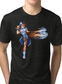 Chun Li Tri-blend T-Shirt