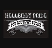 HELLBILLY PRIDE by EvilDonkey