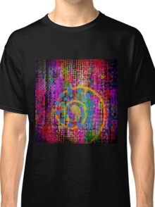 Trippy Abstract Classic T-Shirt