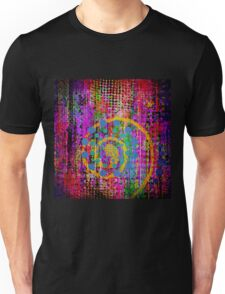 Trippy Abstract Unisex T-Shirt