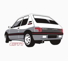 Peugeot 205 GTI version 1 by car2oonz
