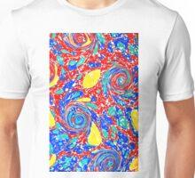 Vintage Marbling design Unisex T-Shirt