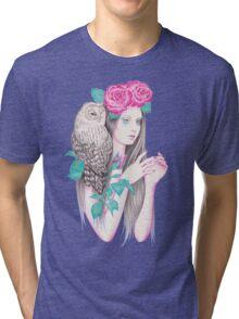 Blossomtime Tri-blend T-Shirt