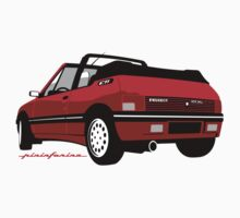 Peugeot 205 CTI cabriolet version 1 by car2oonz