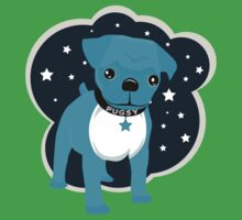 Pugsy Be a star Kids Tee