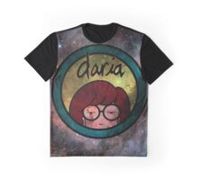 Daria Morgendorffer 90's Cartoon Logo Graphic T-Shirt