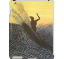 Backlit Buckets iPad Case/Skin
