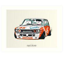 ozizo art 0012 Art Print