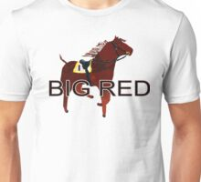 Big Red the World's Greatest Racehorse Unisex T-Shirt