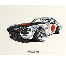 ozizo art 0014 Photographic Print