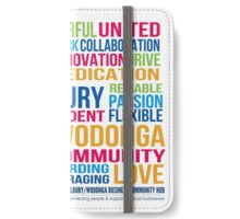 What Business Means to Locals iPhone Wallet/Case/Skin