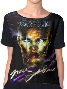 Grace in Space Tribute Chiffon Top