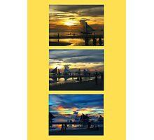 Boracay Sunset 2 Photographic Print