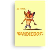 Bandicoot. Canvas Print