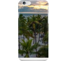 Palms at Key West iPhone Case/Skin