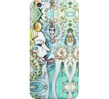 Self-transforming dimension iPhone Case/Skin