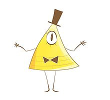 Bill Cipher by Pluph