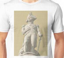 Nelson - Gold Unisex T-Shirt